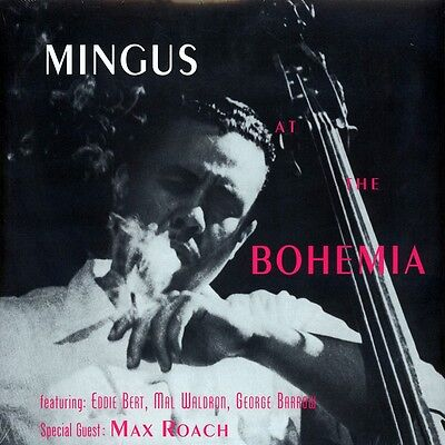 CHARLES MINGUS - AT THE BOHEMIA Reissue (140g Audiophile LP | VINYL)