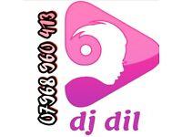 Bollywood / Bhangra male or asian FUN female dj