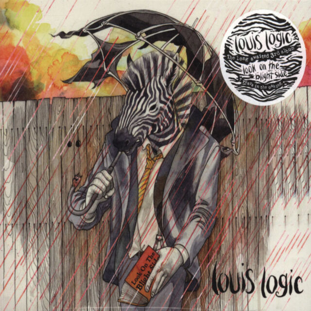 Louis Logic - Look On The Blight Side (CD - 2013 - US - Original)