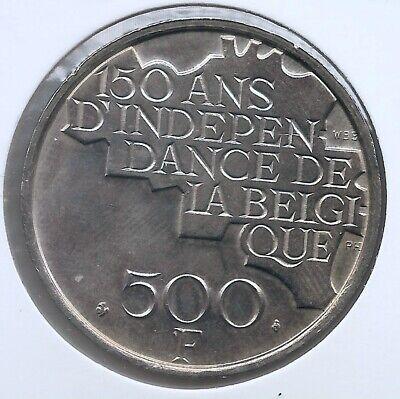 500 frank 1980 frans * nr 5606