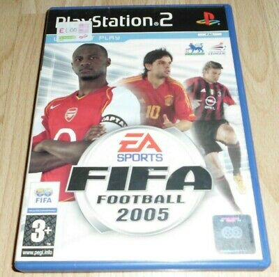 FIFA 2005...Playstation 2 Game for sale  Shipping to Nigeria