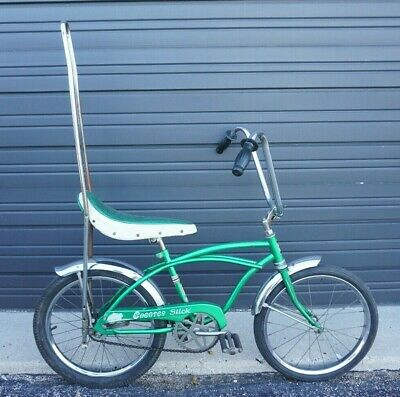 Vintage Huffy Cheater Slick Muscle Bike Bicycle - LOCAL PICK-UP ONLY (1000 USD)