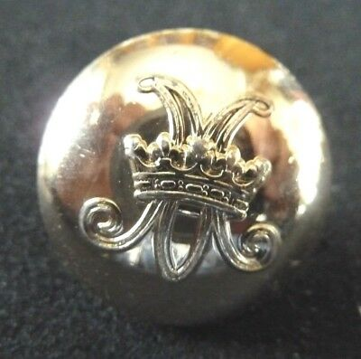 WOMENS ROYAL ARMY CORPS WRAC staybrite A/A Button