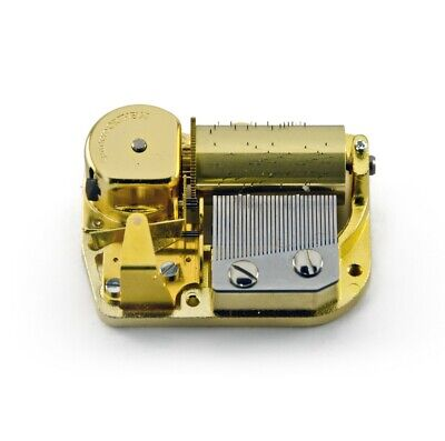 """NEW Sankyo ORPHEUS 30 Note Movement for DIY Music box """"Canon In D"""""""