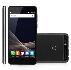 New Unlocked 5'' Leagoo Kiicaa Power Android 7.0 3G Smartphone Quadcore 16GB 4000mAh Dual Cam GPS