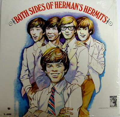 Herman's Hermits: Both Sides OF LP MGM E-4386 SEALED