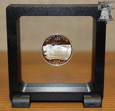 3D Magic Frame Display Stand Floating Bottle Cap Challenge Medal Coin (Bottle Cap Frame)