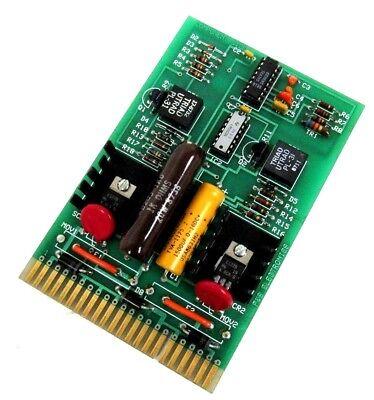 USED F&S ELECTRONICS 4387 CIRCUIT BOARD