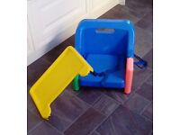 Safety 1st portable booster seat/high chair