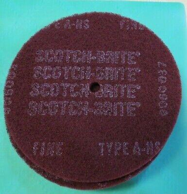 8 Inch Scotch-brite Polishing Wheels 5 Pcs Per Lot