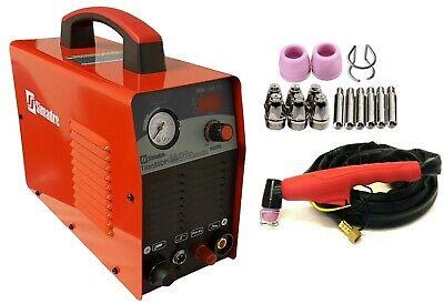 Plasma Cutter 15 Cons Pilot Arc 50dp 50amp Simadre 110220v 12 Clean Cut Power