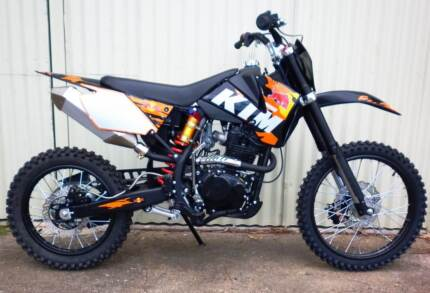 NEW   250cc DIRT BIKE... Capalaba Brisbane South East Preview