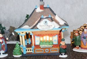 Dept 56 Dorothy's Skate Rentals and Lessons