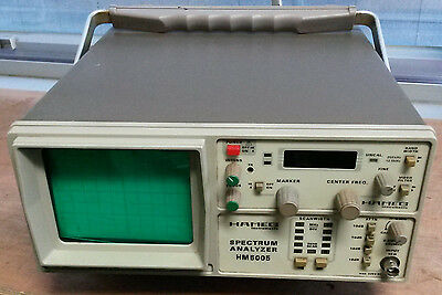 Hameg Hm5005 Spectrum Analyzer