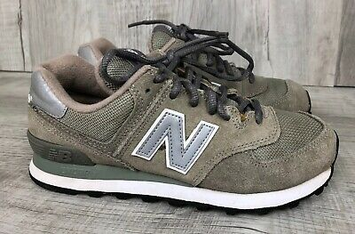 New Balance 574 Shoes Vintage Classic Grey EUR 37.5 Womens US Size 7