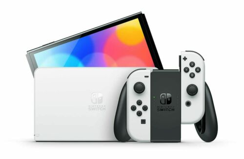 Nintendo Switch OLED Model w/ White Joy-Con *IN HAND* SHIPS TODAY Brand New 🚚💨