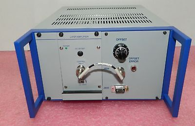 Pi Physik Instrumente Lvpzt Amplifier Box E-501k005
