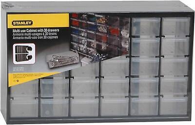 Caja almacenamiento organizador de herramientas para Piezas pequeñas 30 cajones