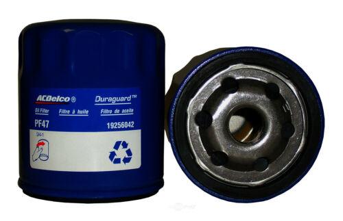 Engine Oil Filter-Duraguard ACDelco Pro PF47E