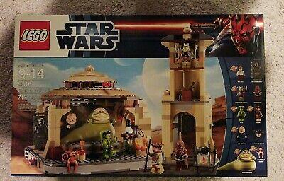 Lego Star Wars Episode IV-VI Jabba's Palace (9516) NISB