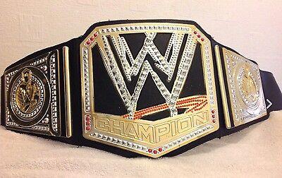 RARE 2012 WWE WWF WORLD  HEAVYWEIGHT ATTITUDE CHAMPIONSHIP WRESTLING BELT RARE