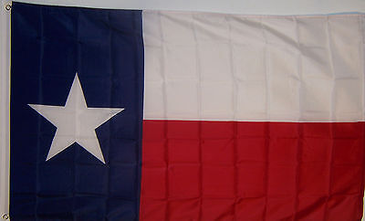 TEXAS BIG 2x3ft STATE FLAG NEW