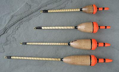 Bob Float (Handmade Perch fishing floats - Balsa Perch Bob - choose 1/2/3/4 SSG)