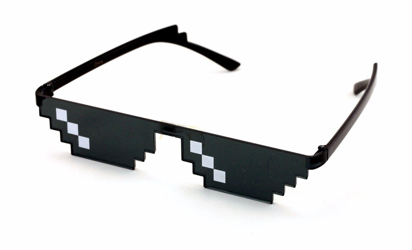 конечно, как на фото наложить пиксельные очки ваш выбор