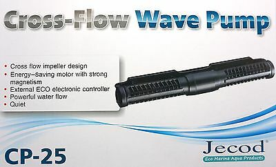 Jecod/Jebao CP-25 Cross Flow Pump Wave Maker Free Shipping