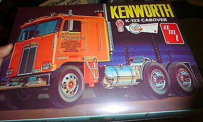 AMT Kenworth K-123 CABOVER 1/25 Truck Model Car Mountain KIT FS In stock 687