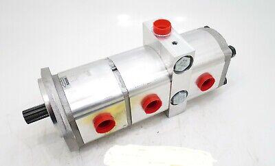 New Hydraulic Pump Made To Fit 325 Bobcat Mini Excavator