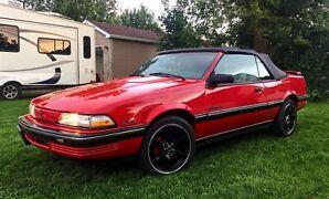 1991 Pontiac Sunbird Convertible