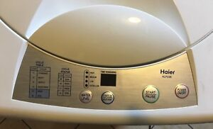 NEW apt-size Haier 1.5 Cu.ft portable washer ... can Deliver