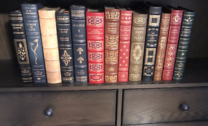 Franklin Library 13 Book Lot Leather Bound (Like Easton Press)