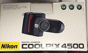 Nikon CoolPix 4500 Digital Camera