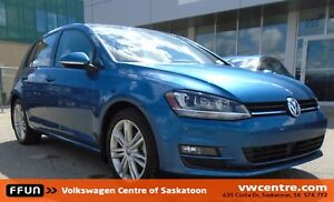 2015 Volkswagen Golf 2.0 TDI Highline Satellite Radio, Blueto...