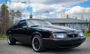 1992 Ford Foxbody Mustang LX Supercharged