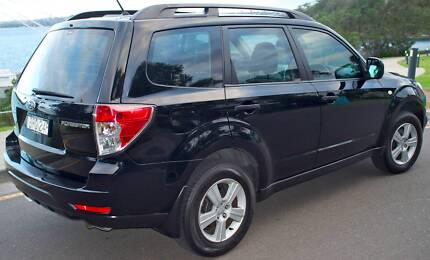 2010 Subaru Forester XS Auto - low milage & very good condition Neutral Bay North Sydney Area Preview