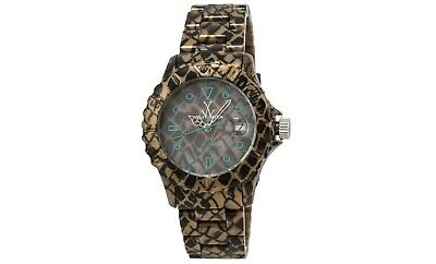 NEW Toy Watch Imprint Only Time Case Quartz Watch FLE02RE R:$210