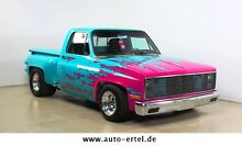 Chevrolet C 10 Stepside Pickup Full Custom Pro Street NEU!
