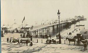 POSTCARD-SUSSEX-BRIGHTON-Palace-Pier