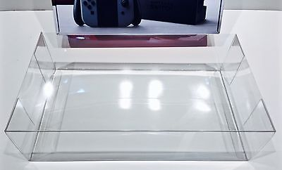 1 Console Box Protector For Nintendo SWITCH Original + Super Smash Bros. READ!