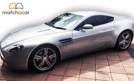 2008 Aston Martin V8 Coupe **12 MONTH WARRANTY** West Perth Perth City Area Preview