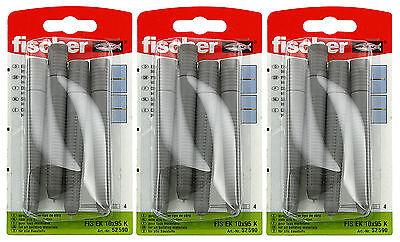 12 Fischer Einschraubhülsen für Injectionssysteme FIS EK 10 x 95 K 52590*1629