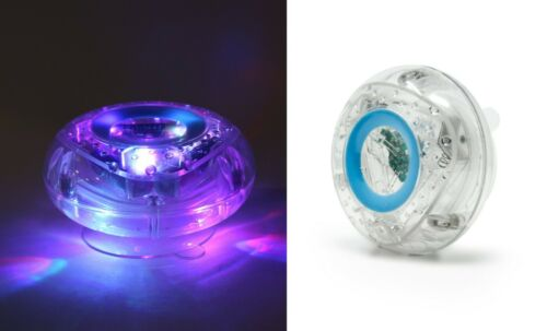Hearth & Haven Color Changing Floating Disc Waterproof LED Pool Decor Light