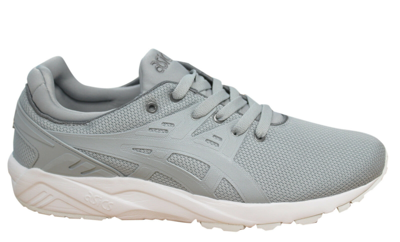 Details about Asics Gel Kayano Evo Mens Lace Up Trainers Casual Shoes Olive H707N 8686 B43E