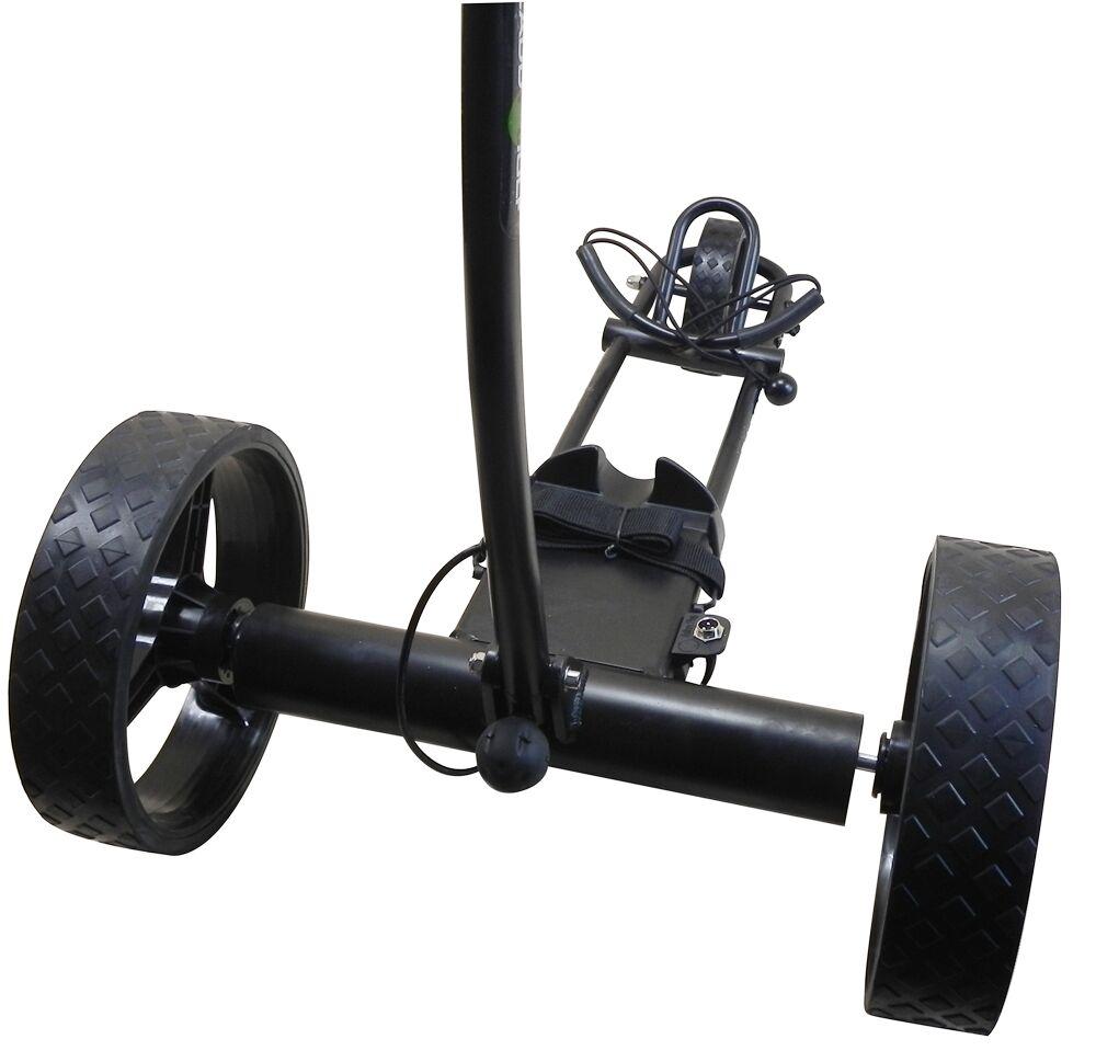caddy golf raptor elektro trolley black bergbremse. Black Bedroom Furniture Sets. Home Design Ideas