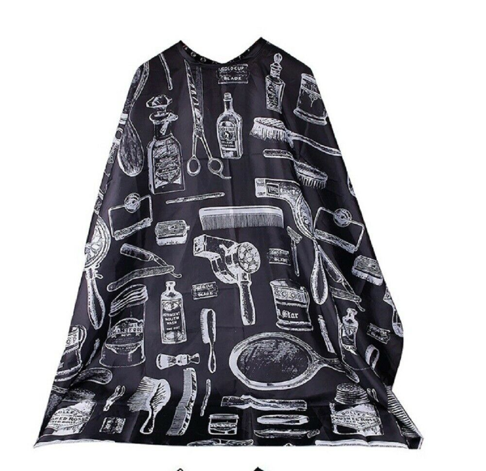 Hair Cutting Cape Large Salon Hairdressing Hairdresser Gown Barber Cloth US Health & Beauty