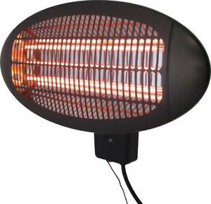 HALOGEN HEATER FOR PATIO OR  GARAGE ENERGY EFFICIENT -- A FRACTION OF BIG BOX STORE PRICES !!