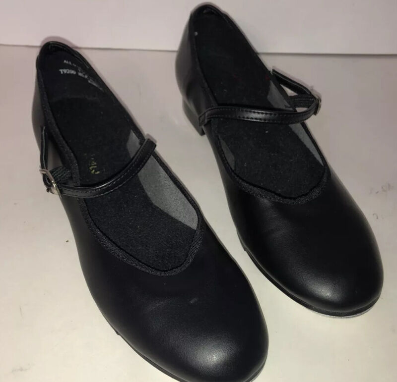 womens tap shoes size 7.5